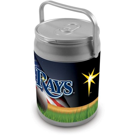 Tampa Bay Rays Can Cooler by Picnic Time