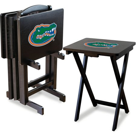 Florida Gators TV Trays with Stand by Imperial