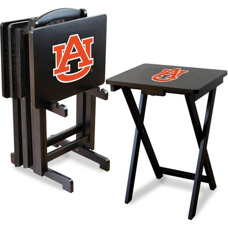 Auburn TV Trays with Stand by Imperial