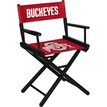 Ohio State Table Height Directors Chair