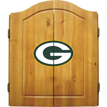 Green Bay Packers Dart Cabinet by Imperial