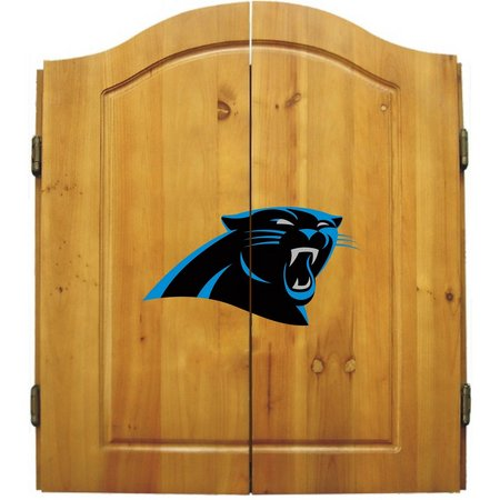 Carolina Panthers Dart Cabinet by Imperial