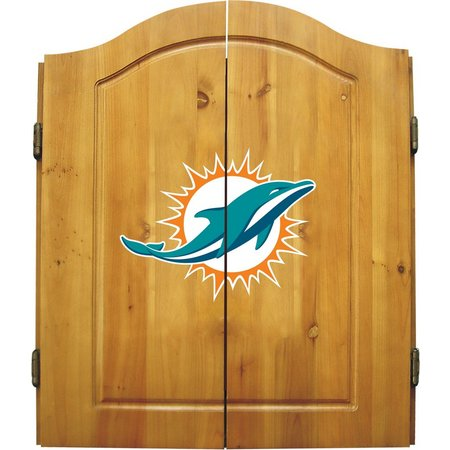Miami Dolphins Dart Cabinet by Imperial