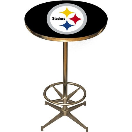 Pittsburgh Steelers Pub Table by Imperial