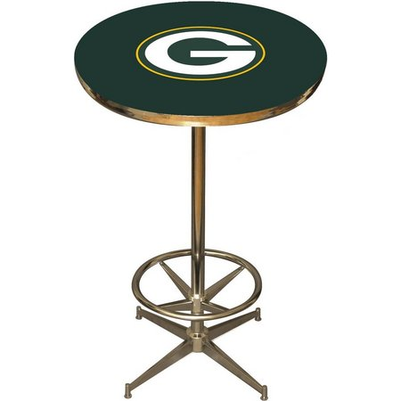 Green Bay Packers Pub Table by Imperial