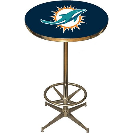 Miami Dolphins Pub Table by Imperial