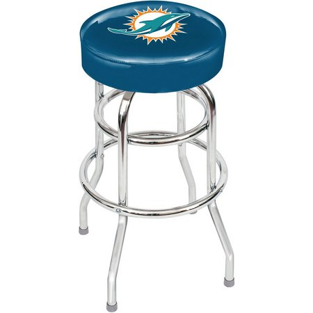 Miami Dolphins Bar Stool by Imperial