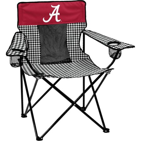 Alabama Houndstooth Elite Chair by Logo Brands