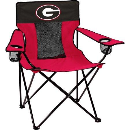 Georgia Bulldogs Elite Chair by Logo Brands