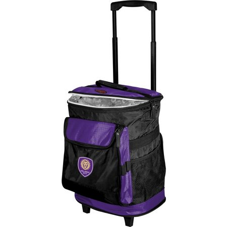 Orlando City Soccer Rolling Cooler by Logo Brands