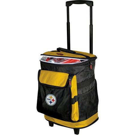 Pittsburgh Steelers Rolling Cooler by Logo Brands