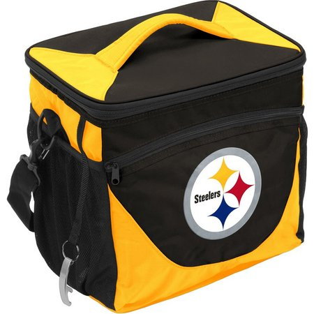 Pittsburgh Steelers 24 Can Cooler by Logo Brands