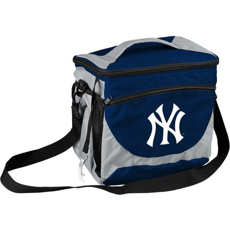 New York Yankees 24 Can Cooler by Logo