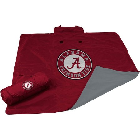 Alabama All Weather Blanket by Logo Brands