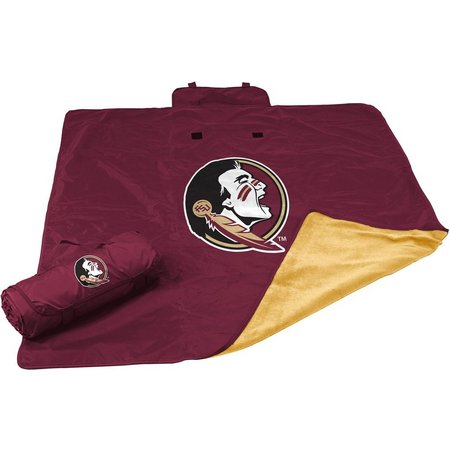 Florida State All Weather Blanket by Logo Brands
