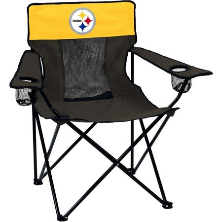 Pittsburgh Steelers Elite Chair by Logo Brands