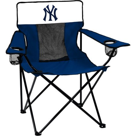 New York Yankees Elite Chair by Logo Brands