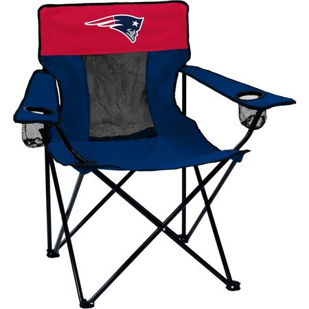New England Patriots Elite Chair by Logo Brands