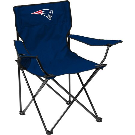 New England Patriots Quad Chair by Logo Brands