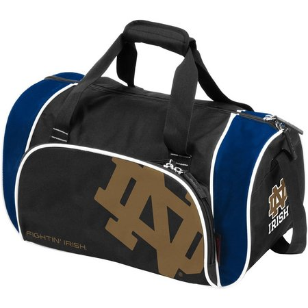 Notre Dame Locker Duffel by Logo Brands