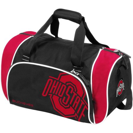 Ohio State Buckeyes Locker Duffel By Logo Brands