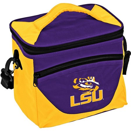 LSU Tigers Halftime Lunch Cooler by Logo Brands
