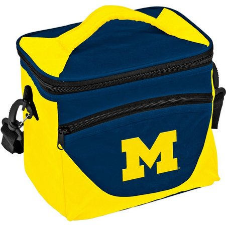 Michigan Halftime Lunch Cooler by Logo Brands