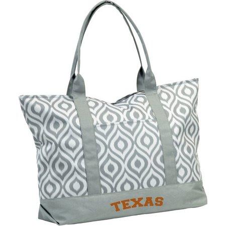 Texas Longhorns Ikat Tote by Logo Brands
