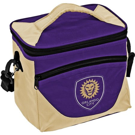 Orlando City Halftime Lunch Cooler by Logo Brands