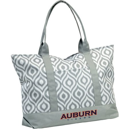 Auburn Tigers Ikat Tote by Logo Brands