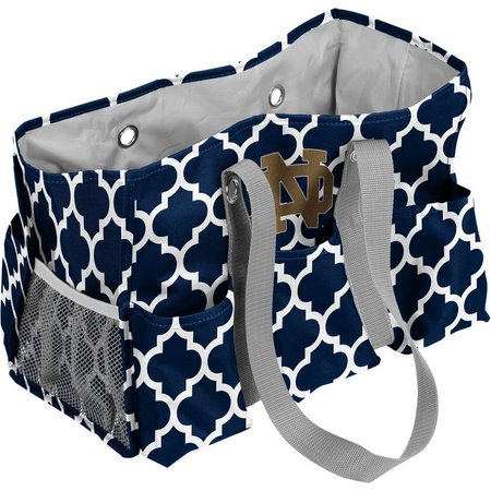 Notre Dame Quatrefoil Jr. Caddy by Logo Brands