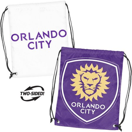 Orlando City Doubleheader Backsack by Logo Brands