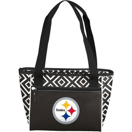Pittsburgh Steelers 16 Can Cooler by Logo Brands