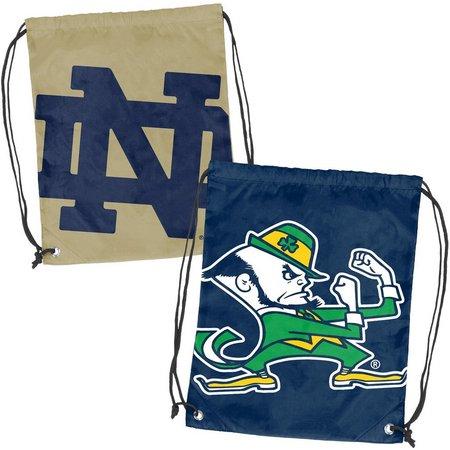 Notre Dame Doubleheader Backsack by Logo Brands