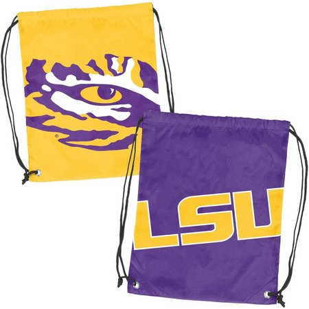 LSU Tigers Doubleheader Backsack By Logo Brands