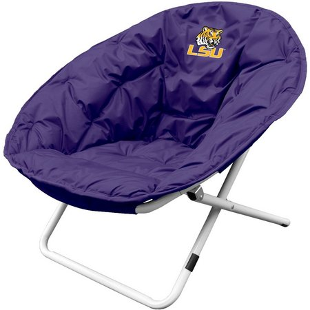 LSU Tigers Folding Sphere Chair by Logo Brands