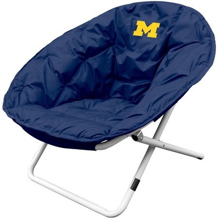 Michigan Folding Sphere Chair by Logo Brands