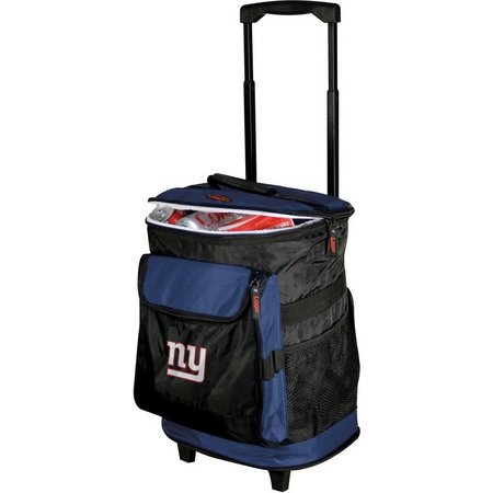 New York Giants Rolling Cooler by Logo Brands