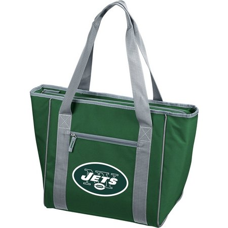 New York Jets 30 Can Cooler Tote by