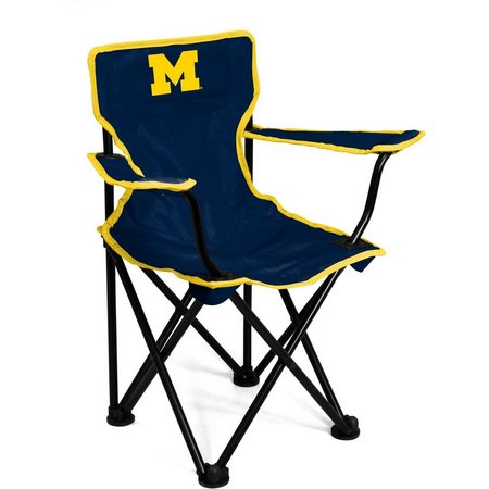 Michigan Wolverines Toddler Chair by Logo Brands