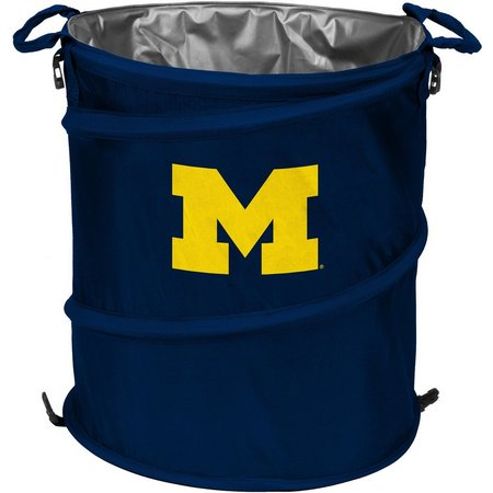 Michigan Wolverines 3-in-1 Cooler by Logo Brands