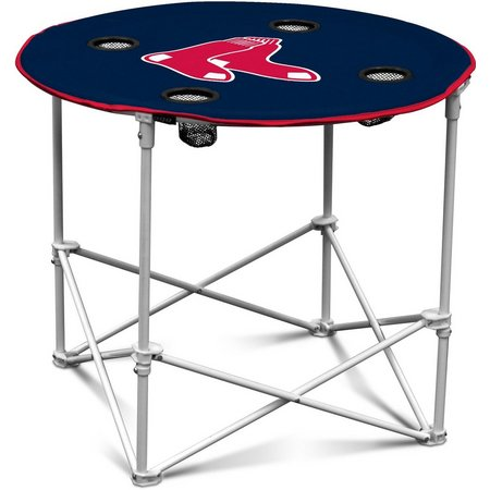 Boston Red Sox Portable Round Table by Logo