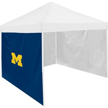 Michigan Wolverines Tent Side Panel by Logo Brands