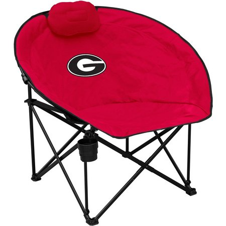 Georgia Bulldogs Squad Chair by Logo Brands