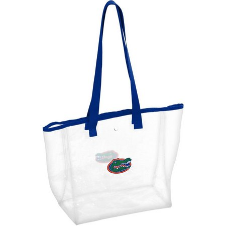 Florida Gators Stadium Clear Tote by Logo Brands
