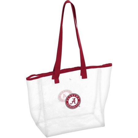 Alabama Stadium Clear Tote by Logo Brands