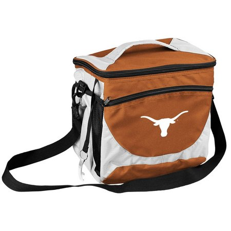 Texas Longhorns 24 Can Cooler by Logo Brands