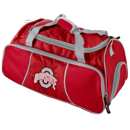 Ohio State Buckeyes Duffel Bag By Logo Brands