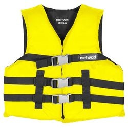 Airhead Nylon Youth Open Side Life Vest