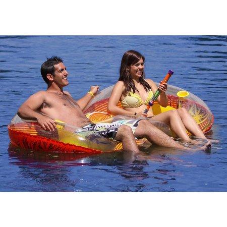 Airhead Ez Breeze Duo Inflatable Float